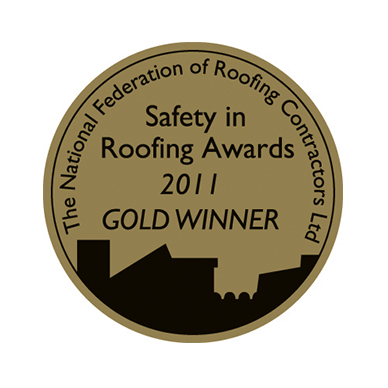 NFRC Safety in Roofing Gold 2011