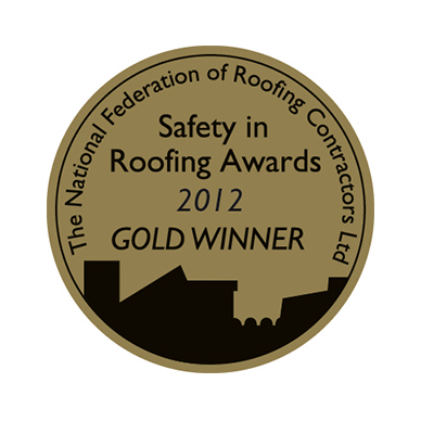 NFRC Safety in Roofing Gold 2012