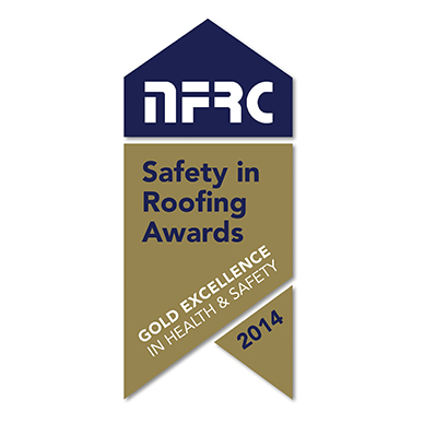 NFRC Safety in Roofing Gold 2014