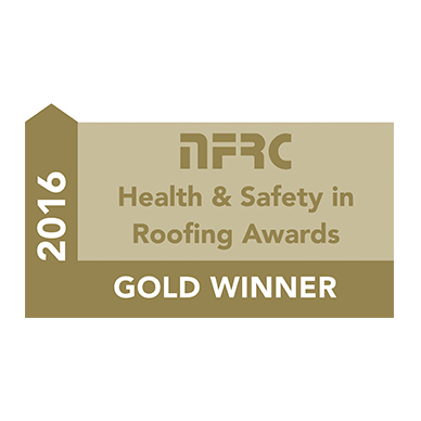 NFRC Safety in Roofing Gold 2016