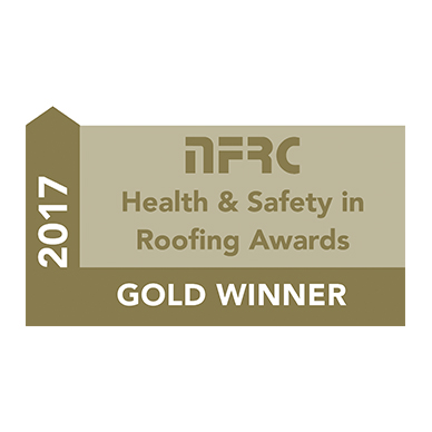 NFRC Safety in Roofing Gold 2017