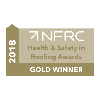 NFRC Safety in Roofing Gold 2018